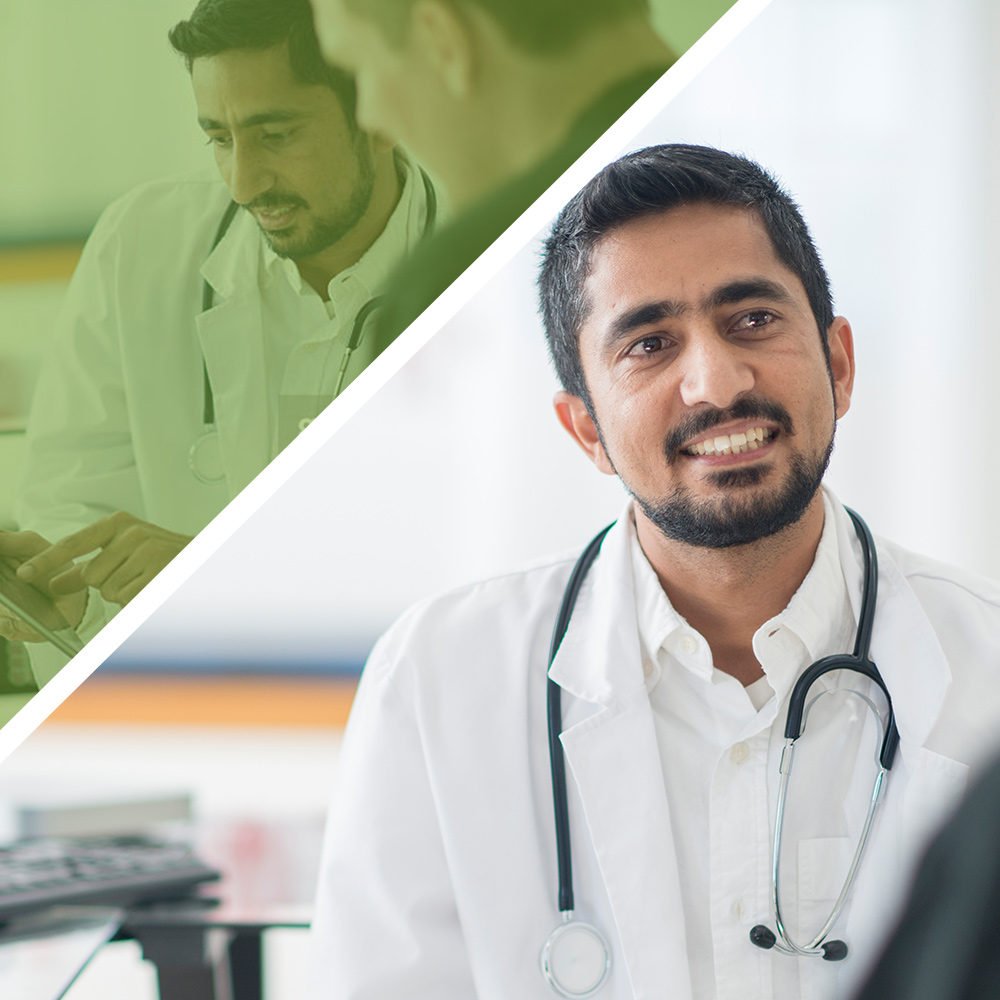 Primary Care Doctors Reveal Their Reasons for Becoming a Physician Square