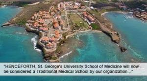 Campus Shot with Trinidad Quote