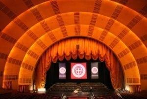 Commencement Radio City Music Hall