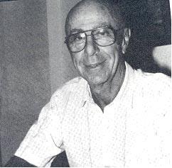 Dr Paul Cutler Black and White Portrait