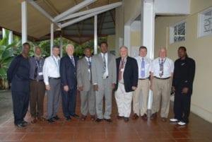 Group Photo at the 24th cbVMA