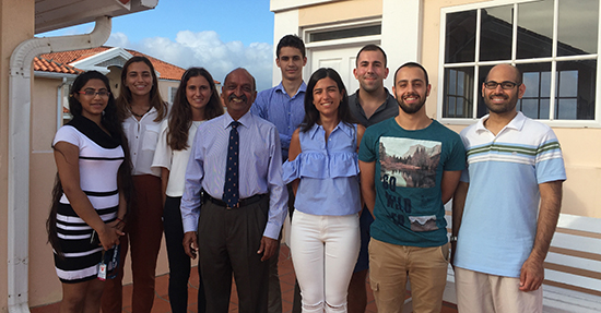 ifmsa exchange students gain global clinical