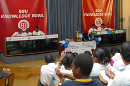 knowledge bowl 2007
