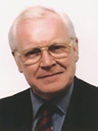 Mr Rodney Croft Portrait