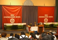 sgu knowledge bowl stage 2007