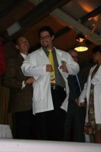Student Given White Coat 2006