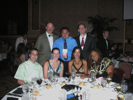 table photo from 24th annual aaca
