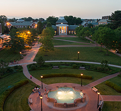 University of Delaware partnership campus