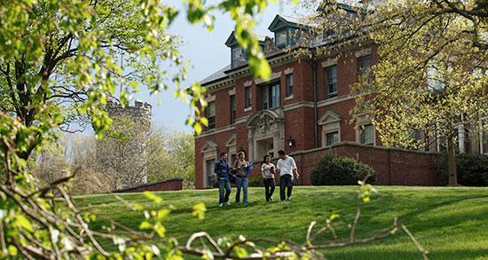 news regis college