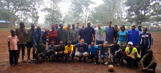 news tropical med provides sgu field experience kenya story