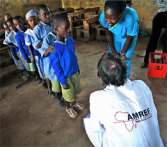 news tropical med provides sgu field experience kenya story 2