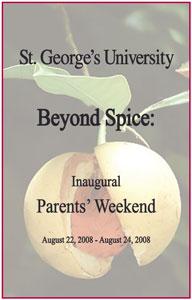 sgu parents weekend august 2008