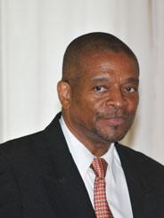 Dr. Derrick Aarons, BSEC President