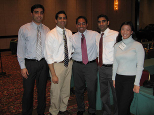 Five SGU Students Represented at American College of Physicians New Jersey Challenge Bowl