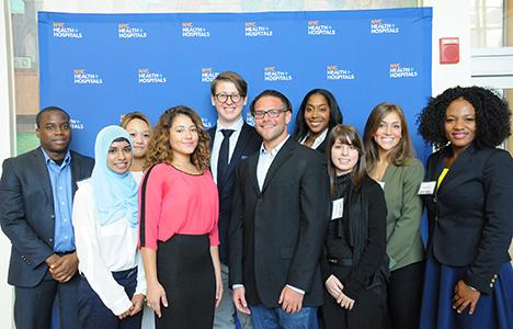 NYC Health + Hospitals, St  George's University Award Nearly