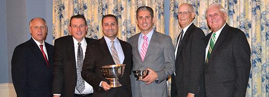 Peyman Otmishi, MD SGU '02, Honored for Clinical