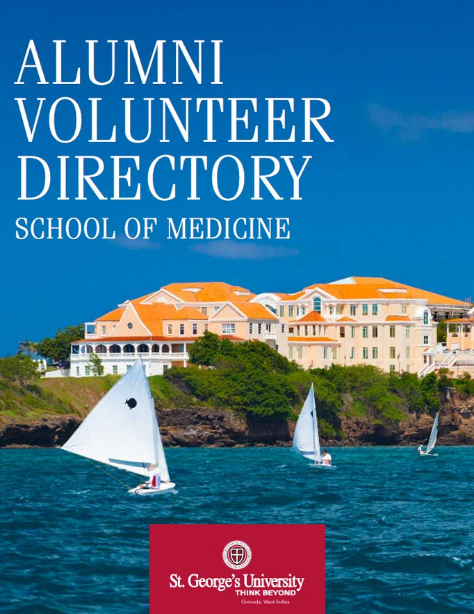 School of Medicine Alumni Volunteer Directory (AVD)