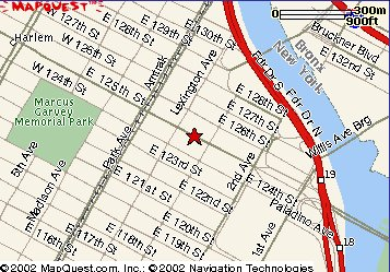 Manhattan Psychiatric Center map
