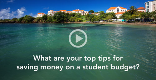 Financial Aid - Top Tips on Saving Money