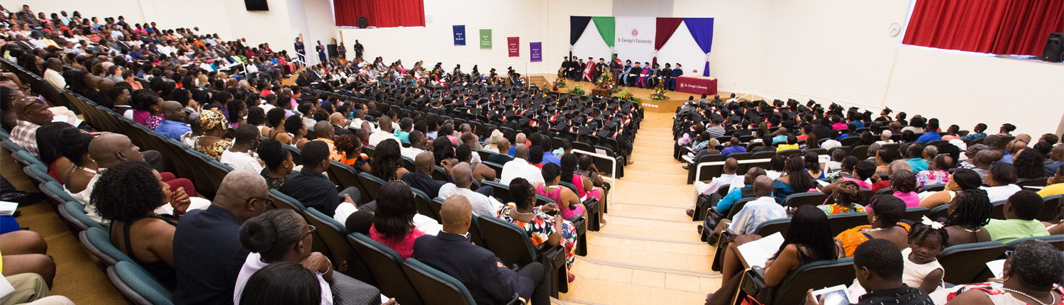 St. George's University Grenada Commencement