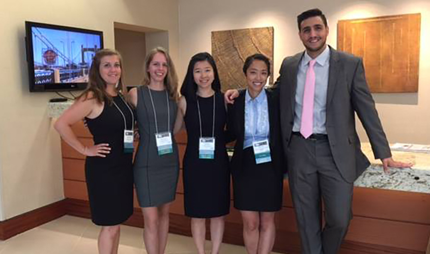 Md Students Research Appears In Clinical Anatomy Journal St