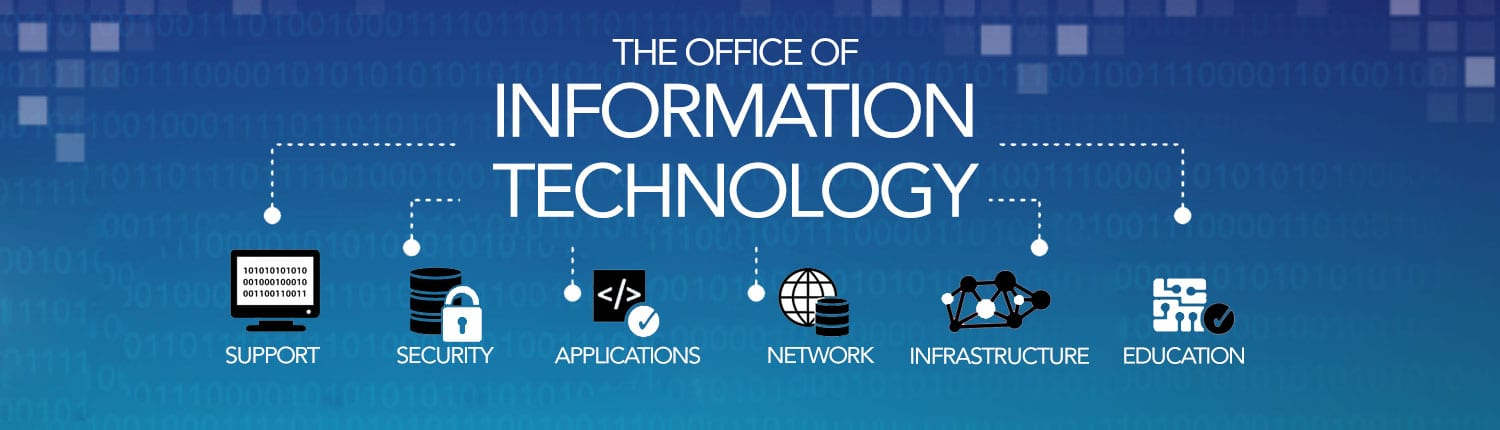 Technology Management Image: St. George's University Office Of Information Technology