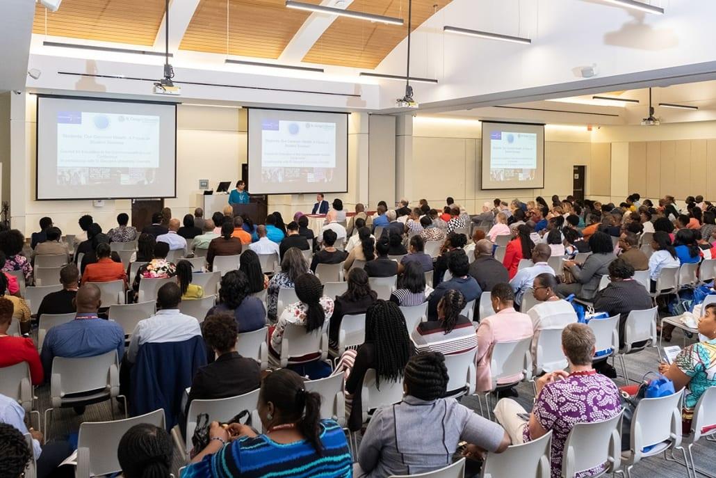 CEC Conference 2019 - Student Success | St  George's University