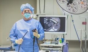 Andrew Roorda, MD ' 04, gastroenterologist
