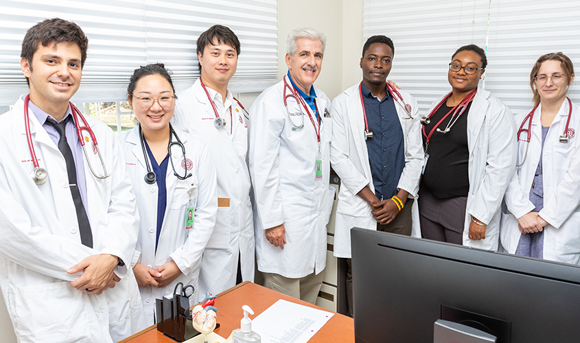 SGU Physician Humanitarian Network Gives Back to Host Nation | St. George's  University