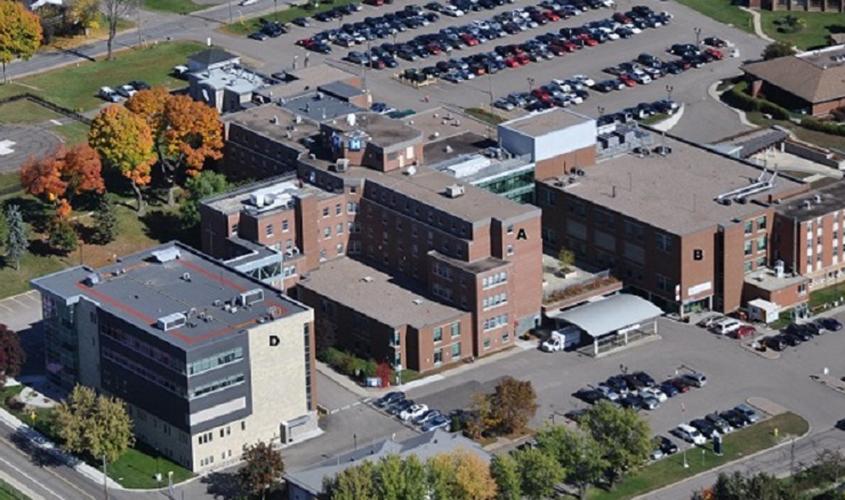 Pembroke Regional Hospital, Ontario, Canada