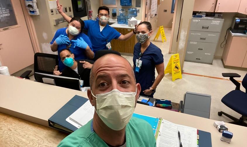 Ryan Salahi, MD '04, ER Physician at San Diego Psychiatric Hospital