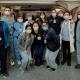 SGU alumni take a break during a shift at Queens Hospital Center