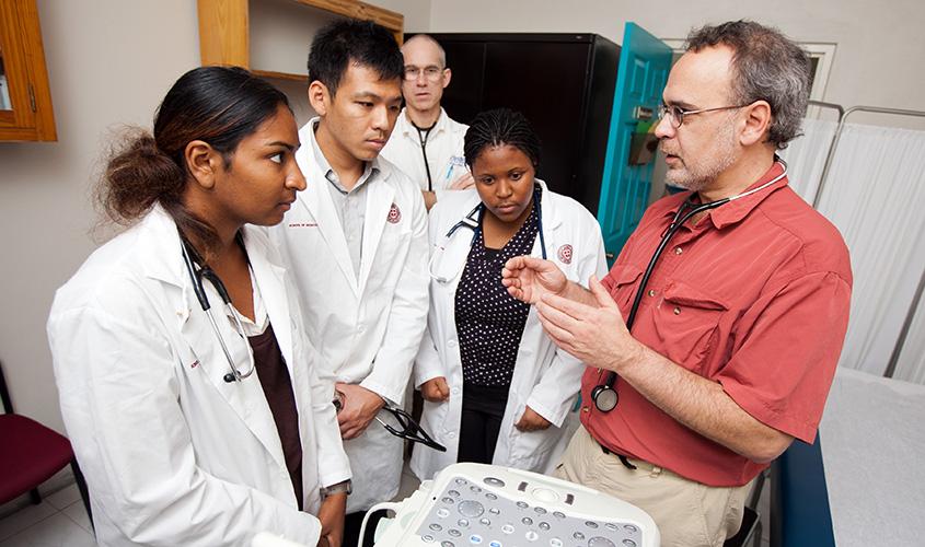 Preparing Students for USMLE at SGU School of Medicine